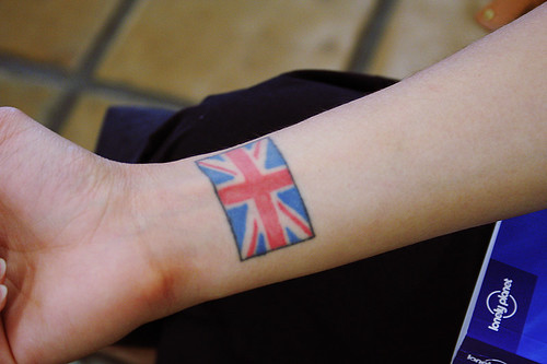 Union Jack. 2007. are you a tourist?