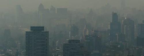 Smog en Santiago de Chile