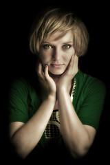 Versionando a Magda. (Jordi Armengol Photography) Tags: portrait retrato xip concha magdalenaritz retratojam