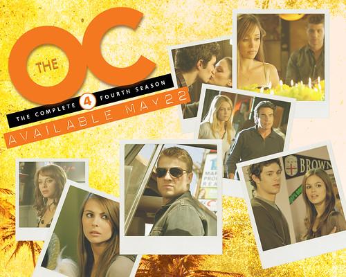 the oc wallpapers. The OC Season 4 FOX Wallpaper