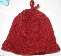 Larkspur Hat