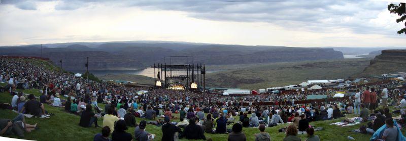 Sasquatch Panorama