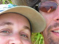 M&E on the Napali Coast - Close up