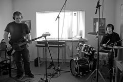 _DSC0072 (Siggidóri) Tags: music students studio drums raw nef bass guitar recording lightroom electricbass recordingsession bassi gítar adobergb hljómsveit nemendur upptökur trommur hljóðver musicstudents samspil tónlistarskólireykjanesbæjar grayscalemonotonebwsepiasplittoning
