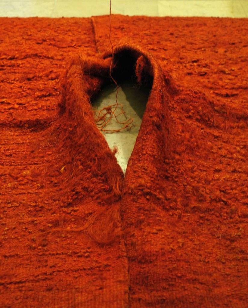 玛格德琳娜.阿巴卡诺维奇Magdalena Abakanowicz(波兰1930-)雕塑作品集1 - 刘懿工作室 - 刘懿工作室 YI LIU STUDIO