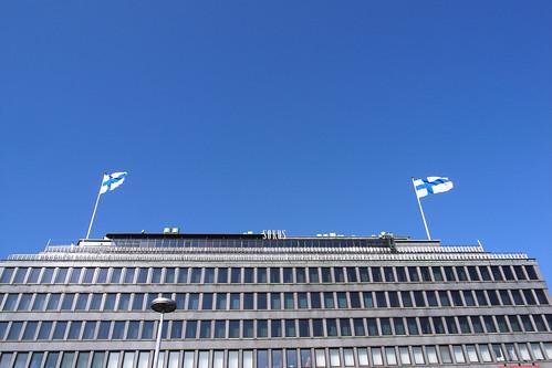 twin flag