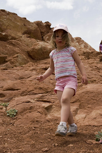 jocelyn at arches national park