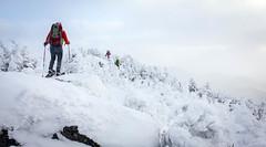 Triple summit (C Beard) Tags: adirondacks winter hike mountain dixrange newyork outdoors mcgilloutdoorsclub