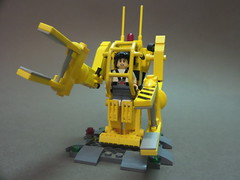 20161210_142859 (ledamu12) Tags: lego moc powerloader aliens caterpillar p5000