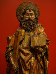 """Saint Andres', 15th century (Joey Hinton) Tags: olympus omd em1 cincinnati art museum mft m43 microfourthirds"