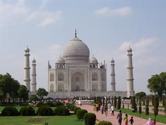 Taj Mahal - classic view