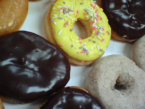 Woohoo! Donuts