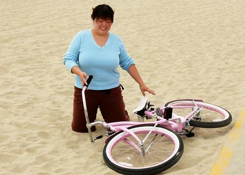 Accident on Beach