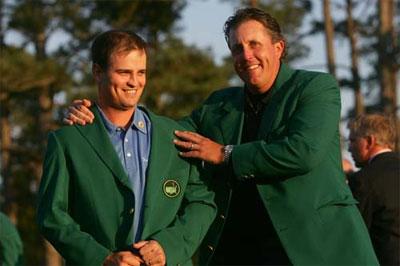 2007 Masters Champion