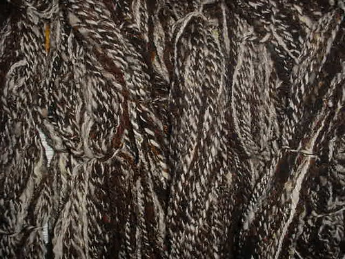 Natural Colored Jacob wool