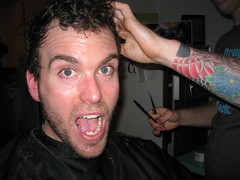 matty gets a haircut (ingopixel) Tags: residence cutter mcleod mattywad