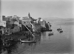 No Known Restrictions: Town on the Water, Iraq from Matson Collection, 1932 (LOC) - by pingnews.com