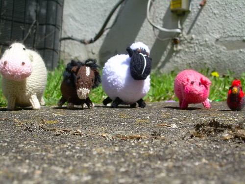 The Farm Animals That Saved The World!