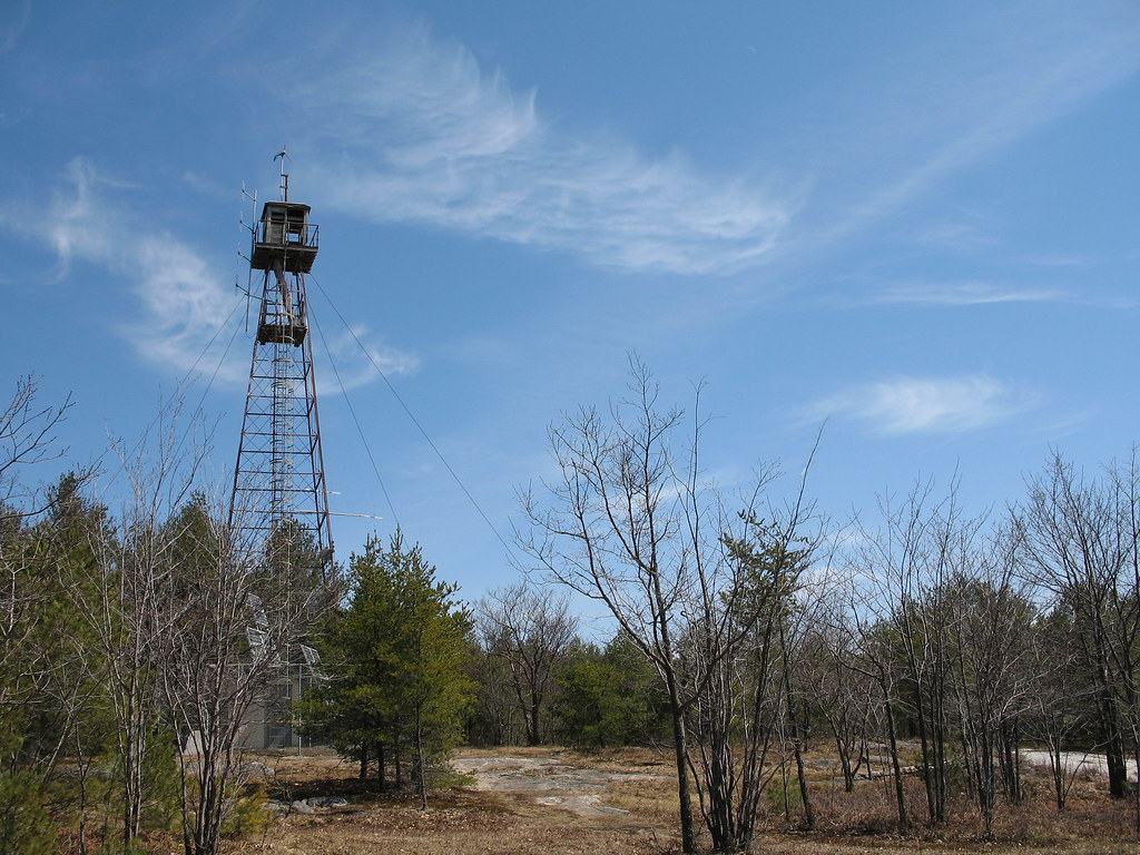 Fire Tower, Gatineau Park