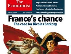 The Economist's View of Sarkozy