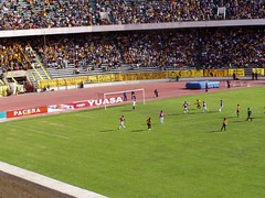 La Paz FC vs. The Strongest