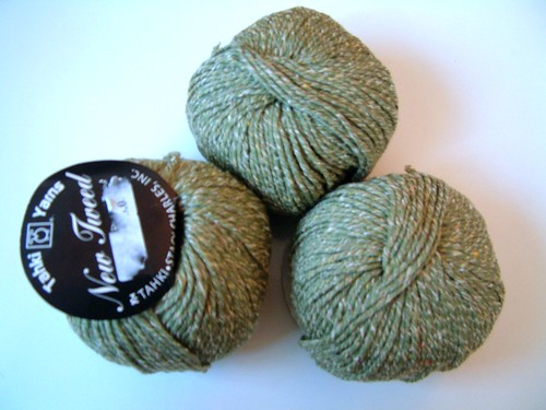 Tahki New Tweed- Sage