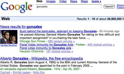 gonzales-google-news