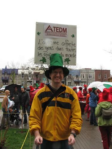 Autism march