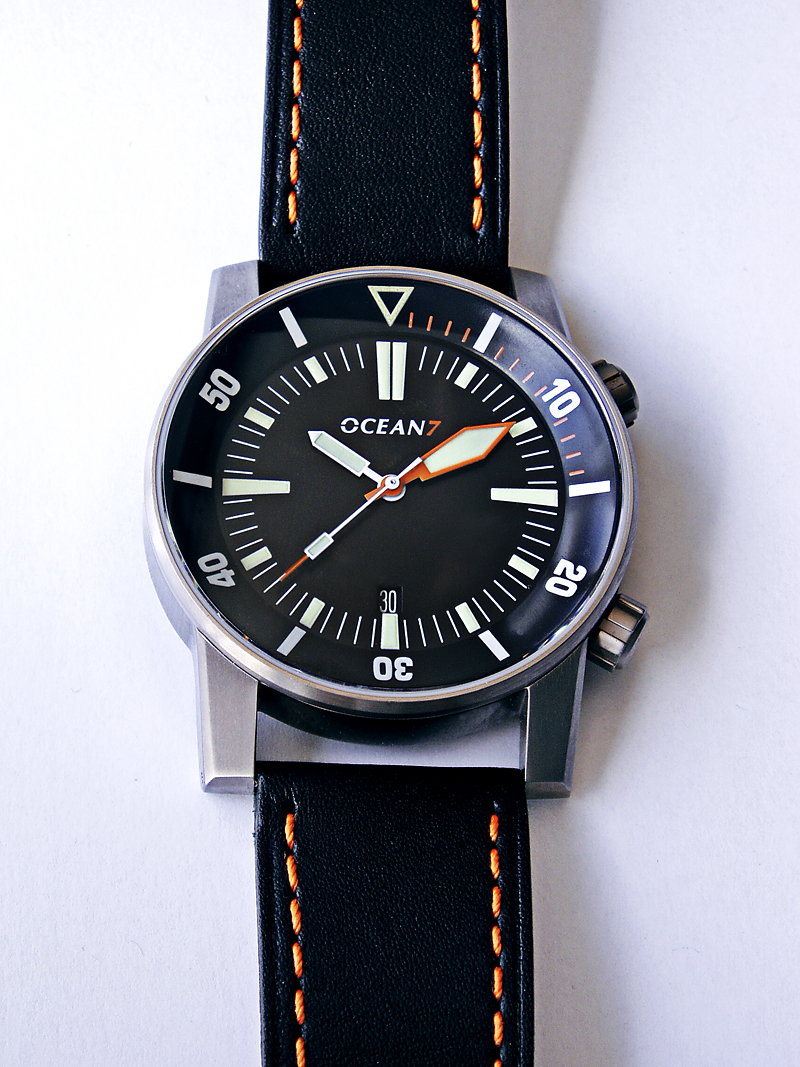 Thinking Of A Compressor Style Watch