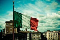 [フリー画像] [物/モノ] [国旗] [イタリア国旗]        [フリー素材]