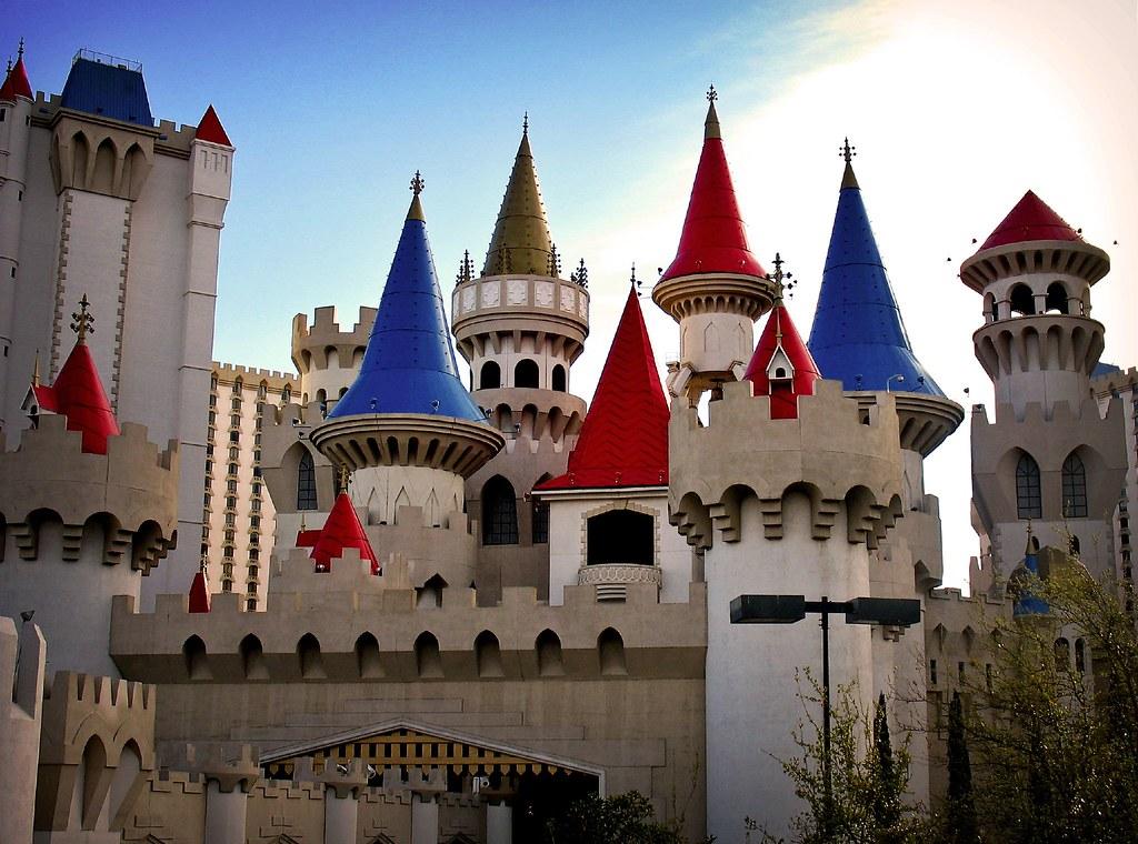 A Vegas fairytale