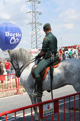 Guardia civil a caballo (Alfonso Arenas) Tags: police policia guardiacivil galope caballeria