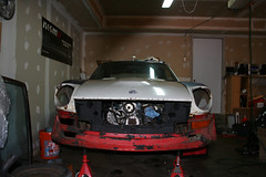 240Z Front End