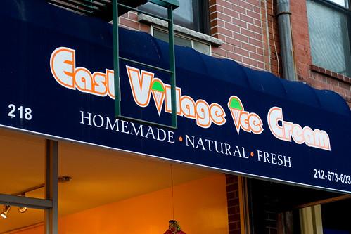 East Village Ice Cream