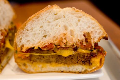 meatloaf with cheddar