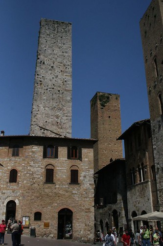 Welcome to San Gimignano