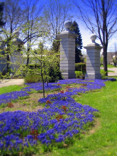 Gateway, F.T. Proctor Park, Utica