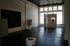 wide angle of my installation at vtrue/i2i