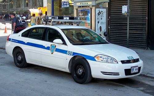 Triborough Bridge and Tunnel Authority Police