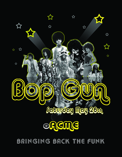 Acme tonight - Bringing Back the Funk