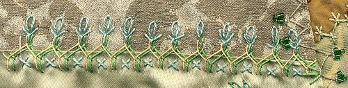 Stitch combination 6