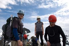 Plummer Summit (Strychnine) Tags: mountaineering boealps tatooshrange plummerpeak