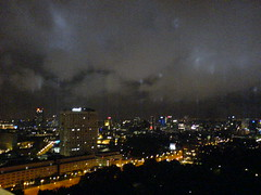 Rotterdam Fire Limit 2007 (jaccodotorg) Tags: night clouds dark fire rotterdam nacht destruction wwii nighttime boundary atnight nite bombing dunkel afterdark euromast worldwar2 donker bombardement may14 nuite jaccodotorg brandgrens 14mei1940 firelimit