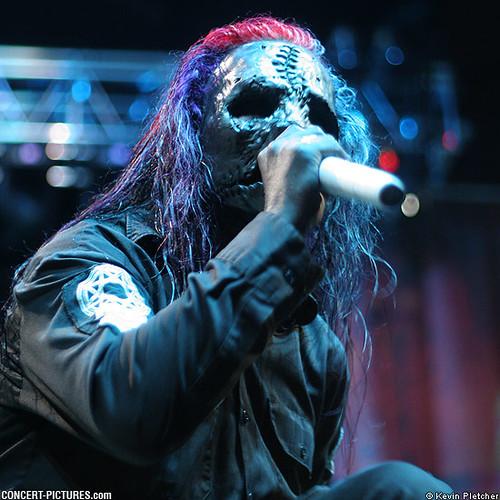Slipknot - Corey Taylor - Imagenes