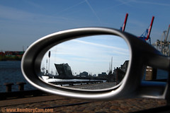 Hamburg trough the Review Mirror