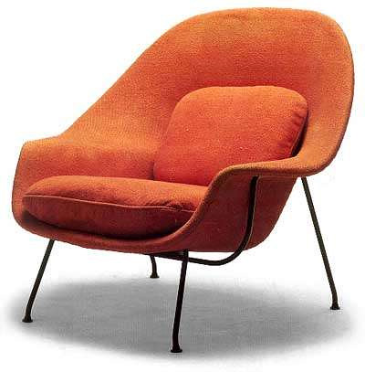 Womb Chair/ウーム・チェア