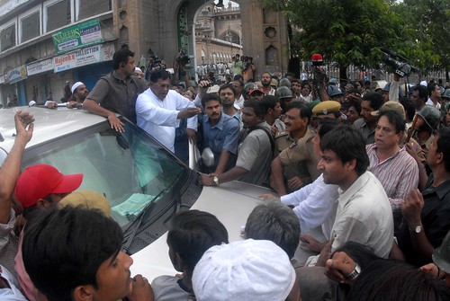 Hyderabad Protests