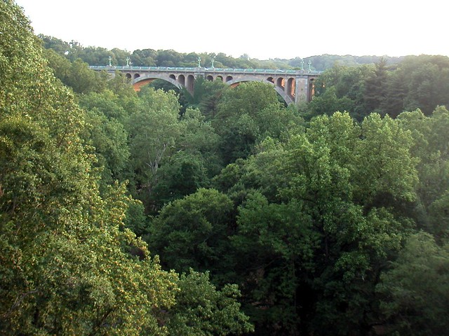 Taft Bridge from Ellington Bridge