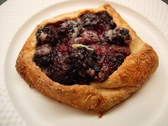 Berry Crostada