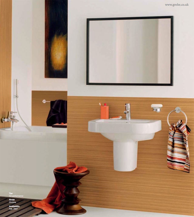 stylish faucets for the bathroom veerle